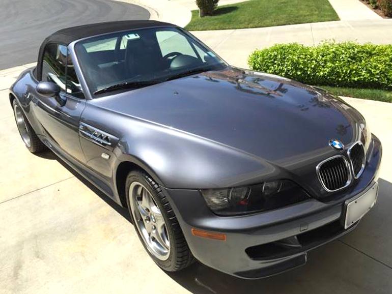 2002 BMW M Roadster