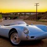 A car you can't help but photograph. 1955 Porsche 550 Spyder Replica