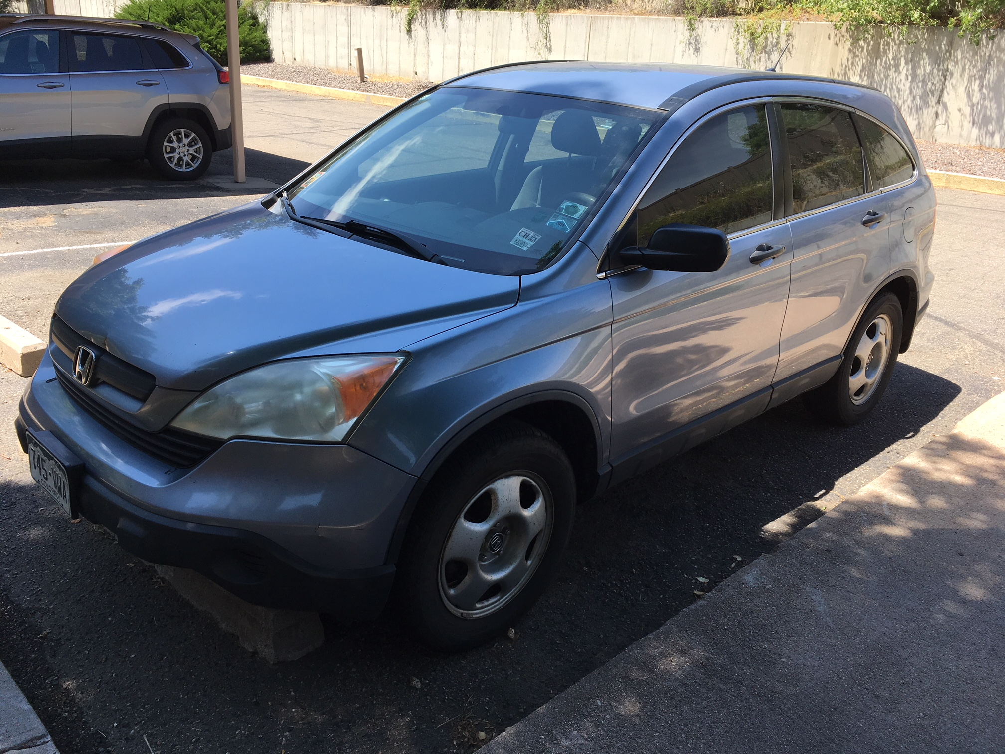 sell-07-honda-crv-Sacramento-North