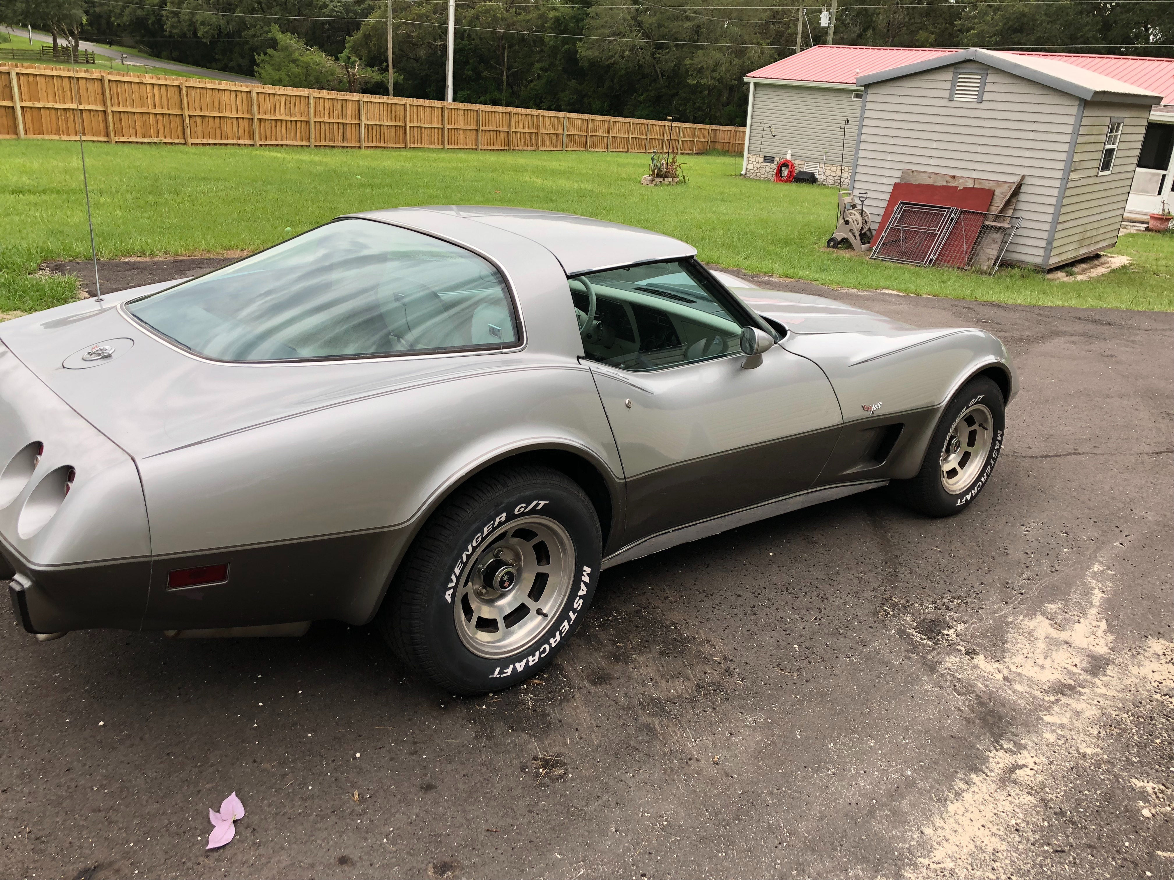 sell-1978-Chevy-Corvette-National-City