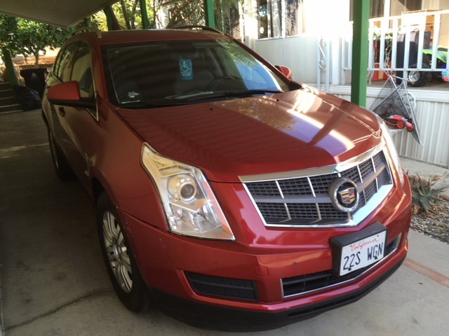 2010 Cad SRX Huntington Beach CA