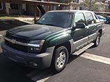 sell 2002 Chevrolet Avalanche Las Vegas