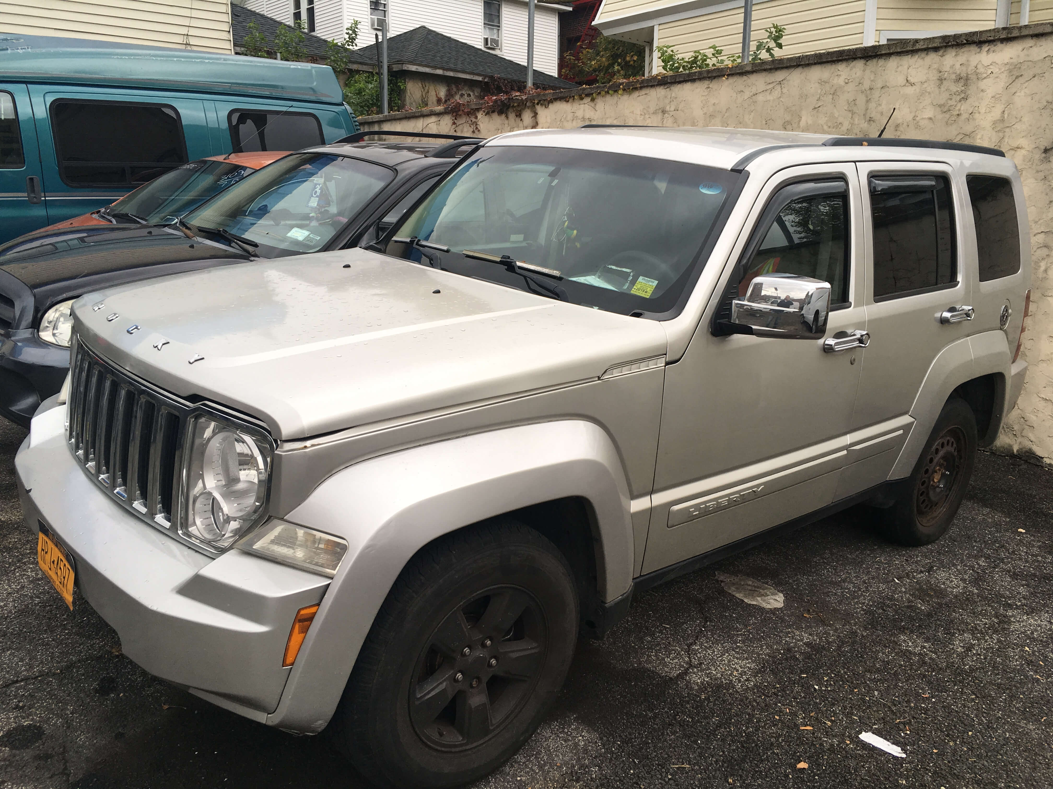 2008 Jeep Liberty Montrose CA