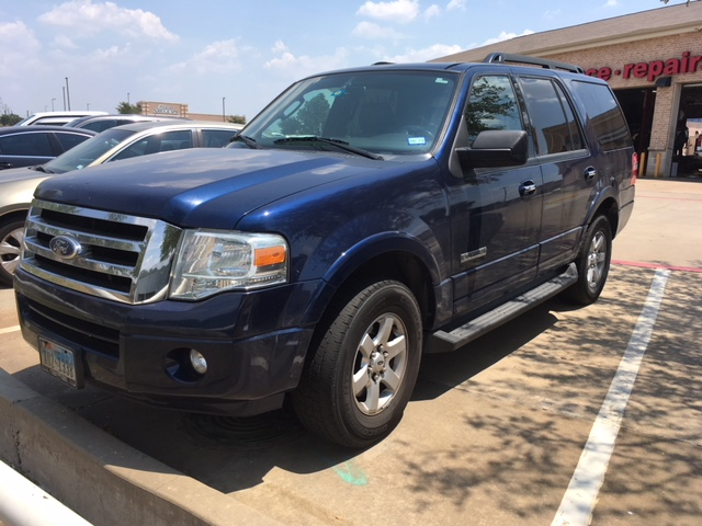 2008 Ford Expedition Fremont CA