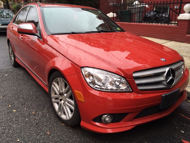 sell 2008 MB C300 Pikesville MD