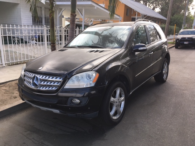 sell 2008 Mercedes ML 550 Towson MD