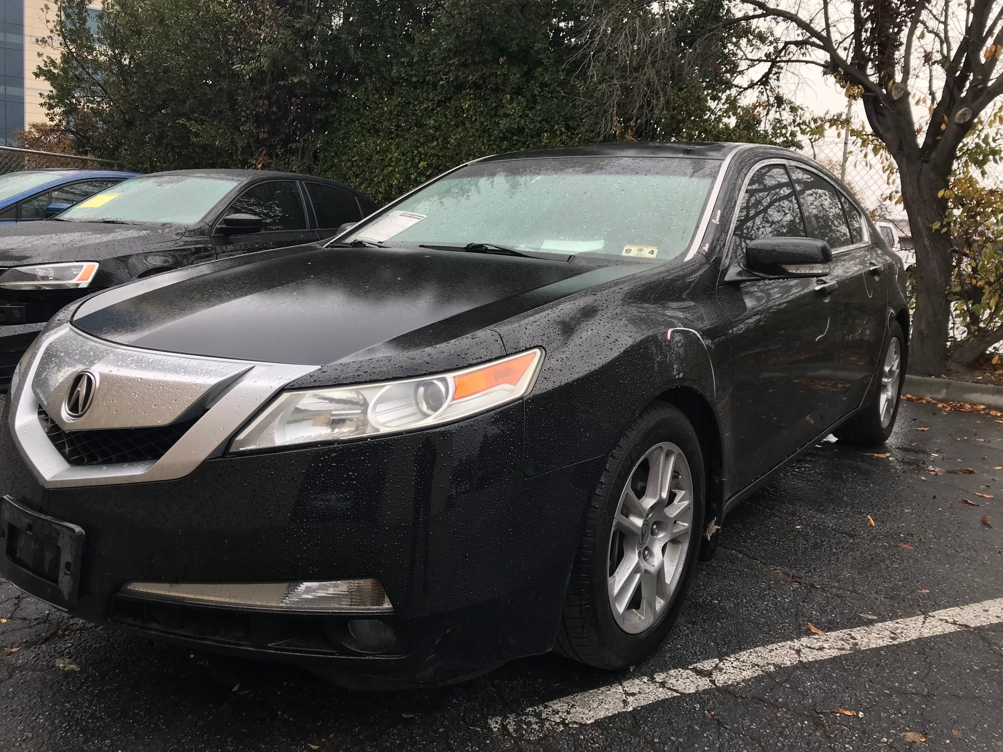 sell 2009 Acura TL Garrison MD