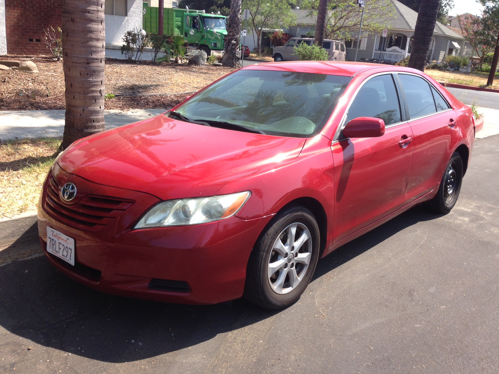 sell-09-Toyota-camry-Napa