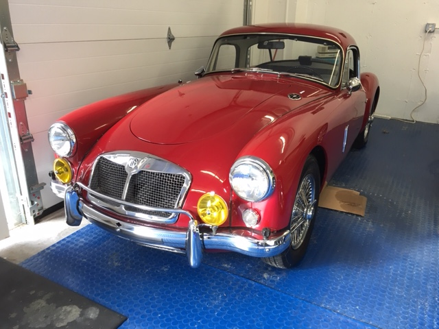 1958 MG 1800 Ft. Lauderdale FL