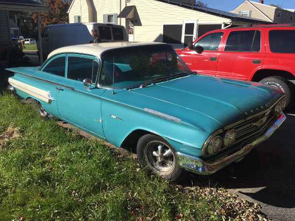 1960 Chevy Pompano Beach FL