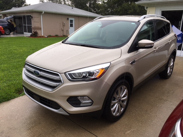 2017 Ford Escape Sunrise FL