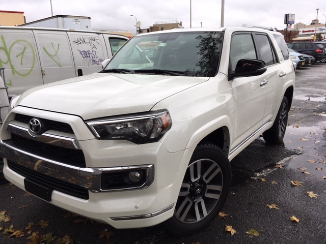 2017 Toyota 4Runner Sunrise FL