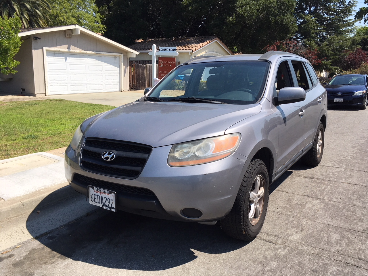 sell-08-hyundai-santafe-Vallejo