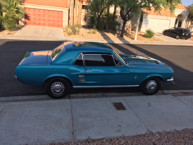 sell 1967 Ford Mustang Sherman  Oaks CA