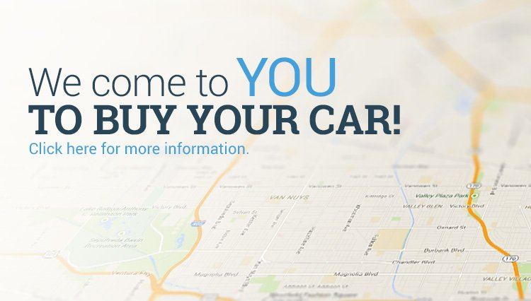 Get cash for Cars map